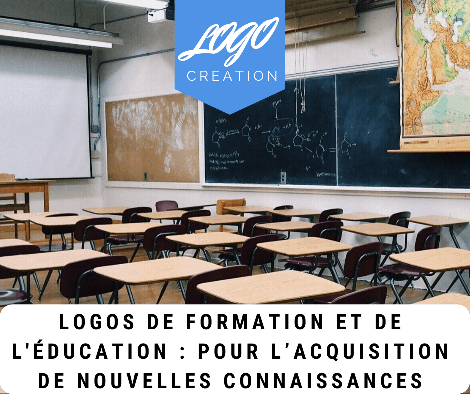 creation logo education formation