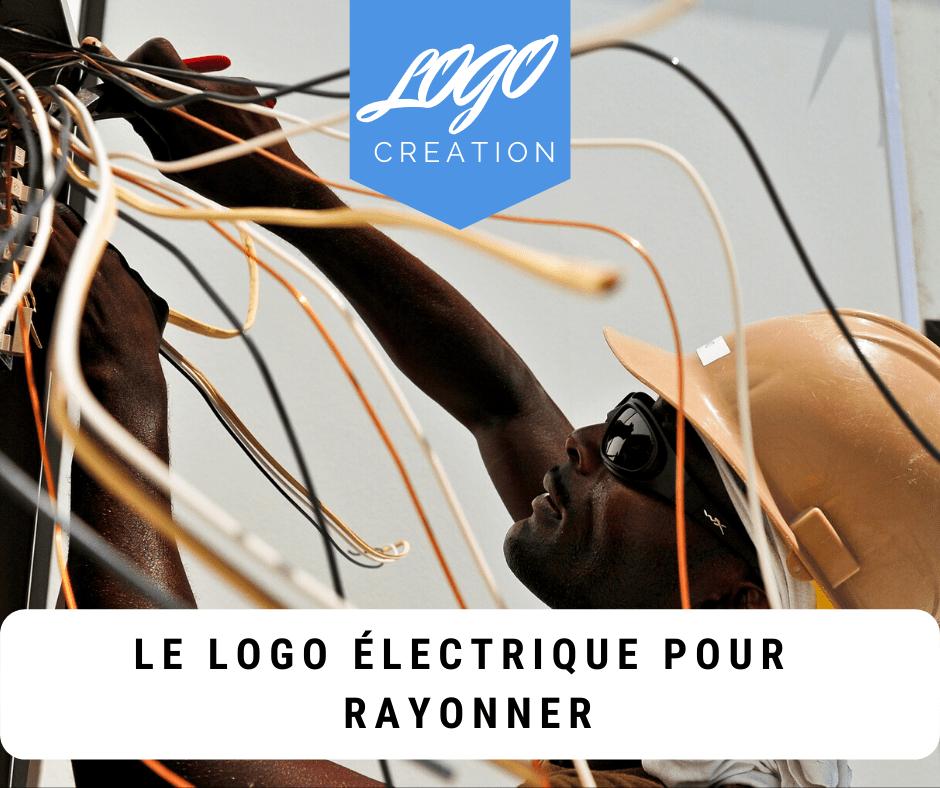 logo éléctricité électrique énergie